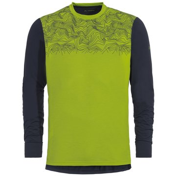 VAUDE LangarmshirtMen's Moab LS Shirt IV grün