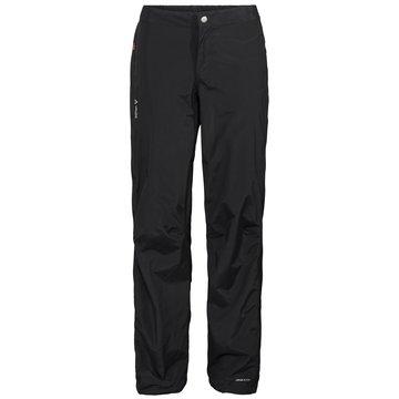 VAUDE RegenhosenWomen's Yaras Rain Zip Pants III schwarz