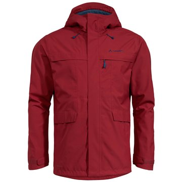 VAUDE FunktionsjackenMen's Rosemoor Jacket rot