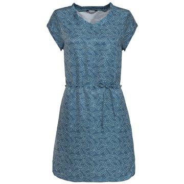 VAUDE KleiderWO LOZANA DRESS II - 41483 blau