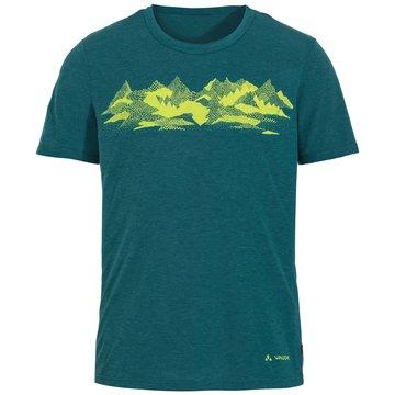 VAUDE FunktionsshirtsMen's Picton T-Shirt grün