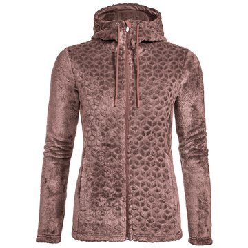 VAUDE SweatjackenWomen's Skomer Soft Fleece Jacket rosa