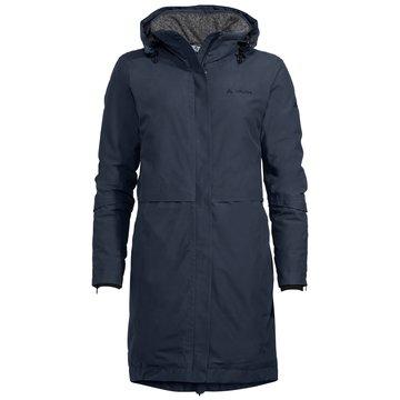VAUDE WinterjackenWO MINEO COAT - 41586 blau