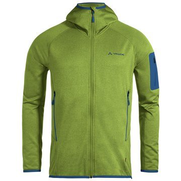 VAUDE FleecejackenME BACK BOWL FLEECE JACKET II - 41780 grün