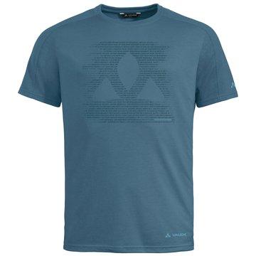 VAUDE T-ShirtsMen's Gleann T-Shirt grau