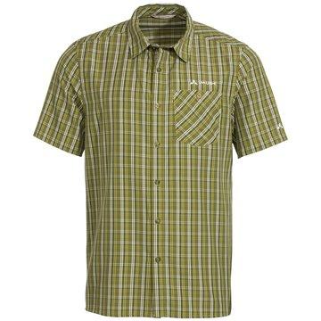 VAUDE KurzarmhemdenMen's Albsteig Shirt II grün