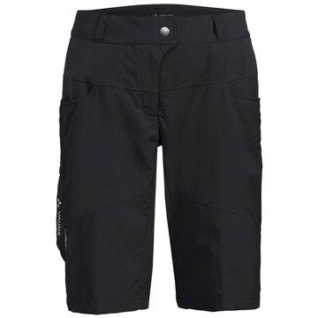 VAUDE BikeshortsWomen's Qimsa Shorts schwarz