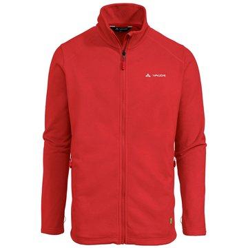 VAUDE SweatjackenMen's Rosemoor Fleece Jacket rot