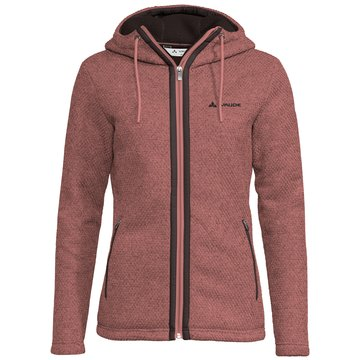 VAUDE SweatjackenWomen's Skomer Hooded Jacket rosa