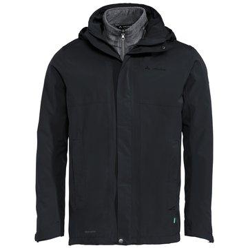 VAUDE FunktionsjackenMen's Rosemoor 3in1 Jacket schwarz