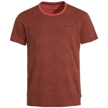 VAUDE T-ShirtsMen's Mineo AOP T-Shirt rot