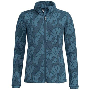 VAUDE SweatjackenWomen's Limford Fleece Jacket blau