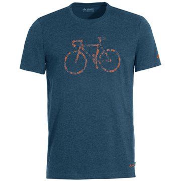 VAUDE T-ShirtsMen's Cyclist T-Shirt V blau