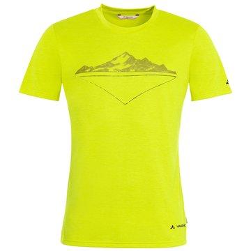 VAUDE T-ShirtsMen's Tekoa Shirt II grün