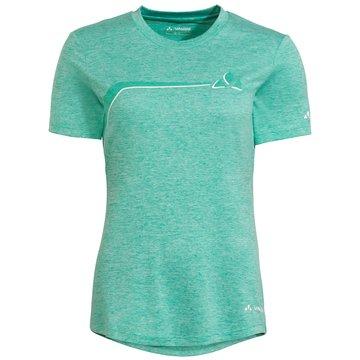 VAUDE T-ShirtsWomen's Bracket T-Shirt türkis