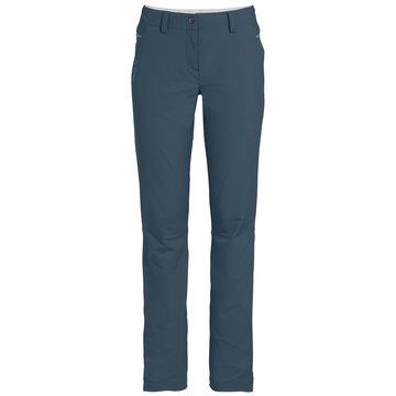 VAUDE OutdoorhosenWomen`s Skomer Pants II blau