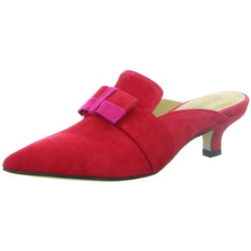 Pomme d'or Pumps rot