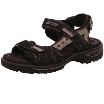Rieker Sandale schwarz