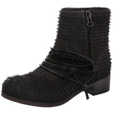 Mimmu Komfort Stiefelette schwarz