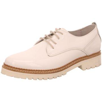 SPM Shoes & Boots Schnürschuh weiß