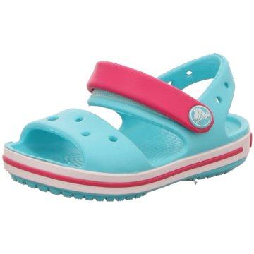 CROCS Kleinkinder MädchenCrocband Sandal Kids blau