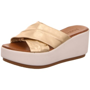Inuovo Pantolette gold