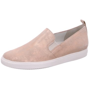 Paul Green Sportlicher Slipper rosa