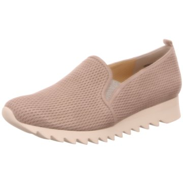Paul Green Sportlicher SlipperSamtleder beige