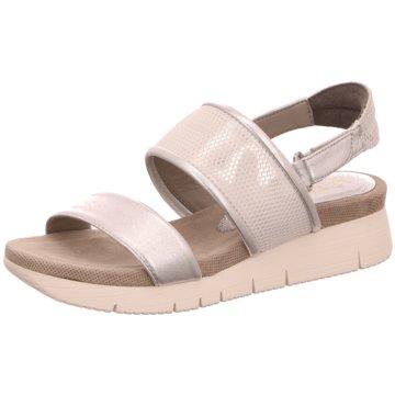 Unisa Sandale silber