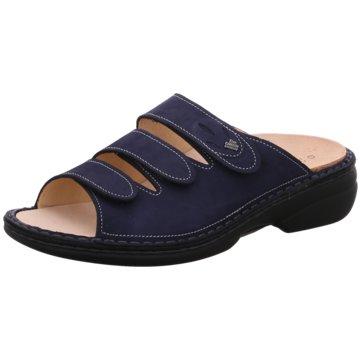 FinnComfort Komfort PantoletteKOS blau