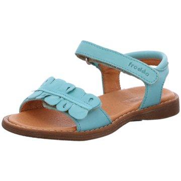 Froddo Offene Schuhe grün
