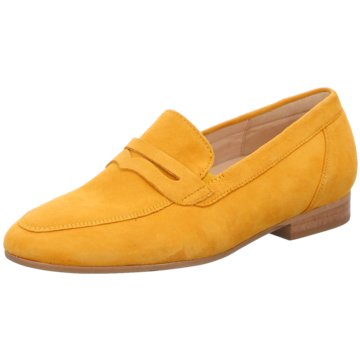 Gabor Klassischer Slipper orange