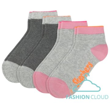 Camano Socken4Pair gelb