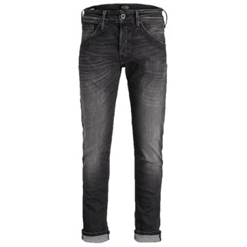 Jack & Jones Straight Leg schwarz