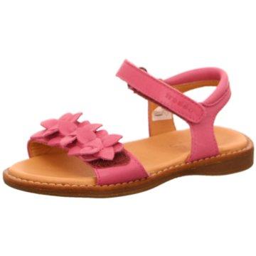 Froddo Offene Schuhe pink