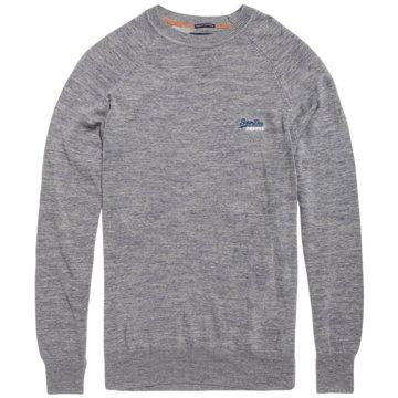Superdry Sweatshirts grau
