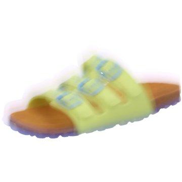 Lico Hausschuh gelb