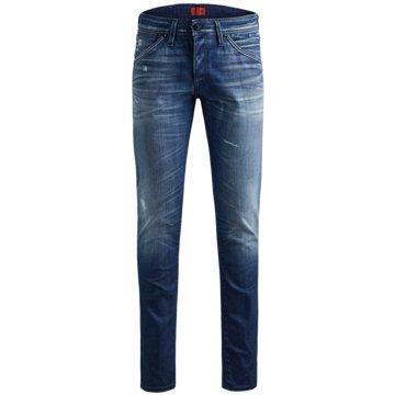 Jack & Jones Straight Leg blau