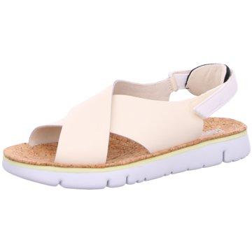 Camper Sandale beige