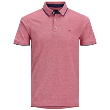 Jack & Jones Poloshirts pink