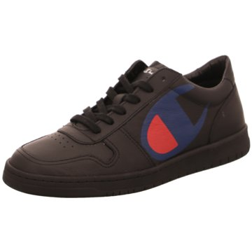 Champion Sneaker Low schwarz