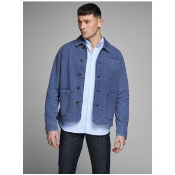 Jack & Jones Jeansjacken blau