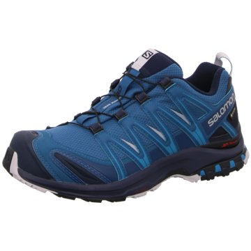 Salomon Trailrunning - L40789300 blau