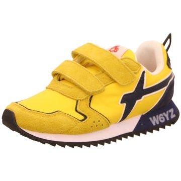 W6YZ Klettschuh gelb