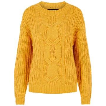 Vero Moda Strickpullover gelb