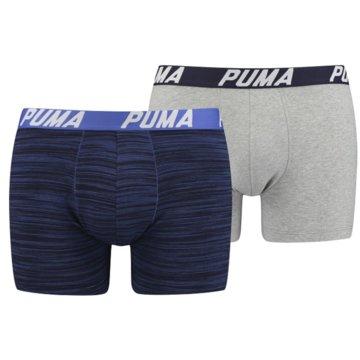Puma Boxershorts grau