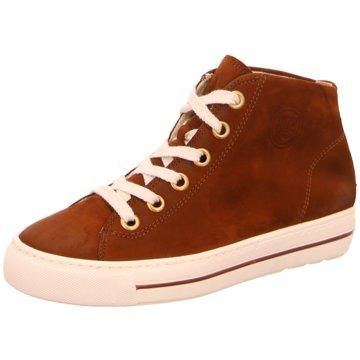 Paul Green Sneaker HighSuper Soft braun