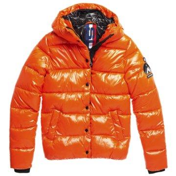 Superdry Damenmode orange