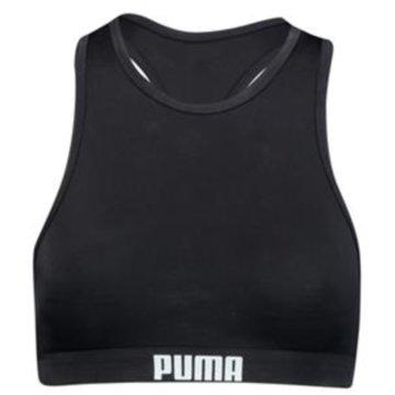 Puma Unterhemden schwarz