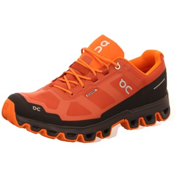 ON Outdoor Schuh orange
